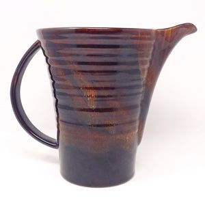 Tortoise Shell 42oz Pitcher by Sakura